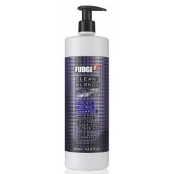 FUDGE CLEAN BLONDE VIOLET SHAMPOO 1000ML danaperfumerias.com/es/