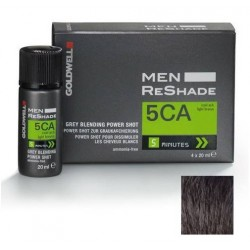 GOLDWELL MEN RESHADE 5CA 4X20ML