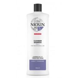 NIOXIN SYSTEM 5 COLOR SAFE CLEANSER SHAMPOO 1000ML danaperfumerias.com/es/