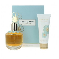 comprar perfumes online ELIE SAAB GIRL OF NOW EDP 90 ML + BODY LOTION 75 ML SET REGALO mujer