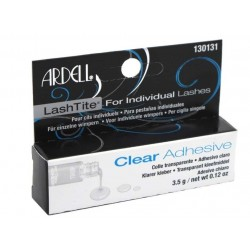 ARDELL LASH TITE CLEAR ADHESIVE FOR INDIVIDUAL LASHES 3.5GR