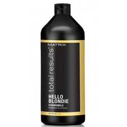 MATRIX TOTAL RESULTS HELLO BLONDIE ACONDICIONADOR 1000ML