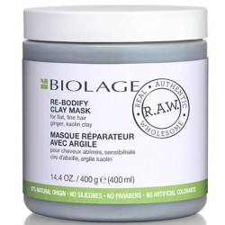 MATRIX BIOLAGE R.A.W RE-BODIFY CLAY MASK 400ML