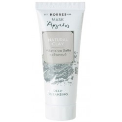 KORRES NATURAL CLAY MASCARILLA LIMPIADORA ARCILLA 18ML