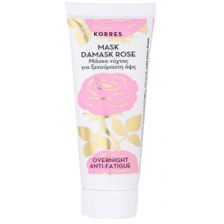 KORRES DAMASK ROSE MASCARILLA ANTIFATIGA 18ML