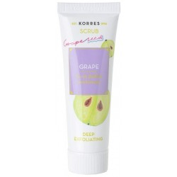 KORRES GRAPE EXFOLIANTE 18ML