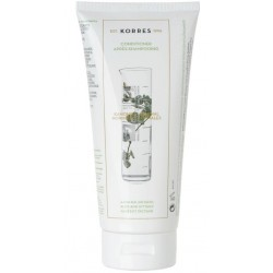 KORRES ACONDICIONADOR ALOE Y DICTAMO 200ML