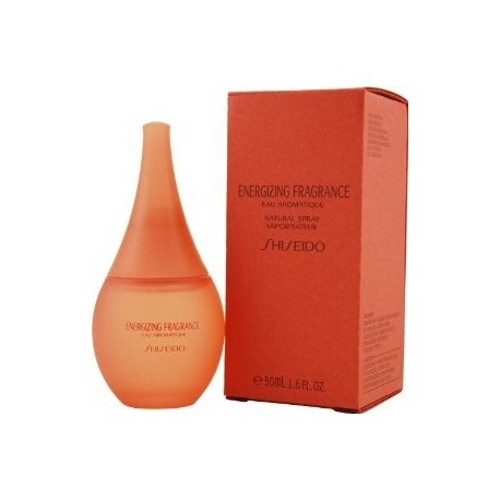 SHISEIDO ENERGIZING FRAGANCE EAU AROMATIQUE SPRAY 100 ML