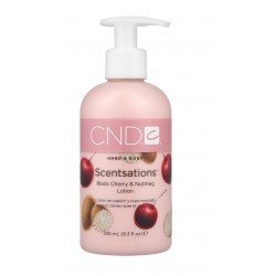 CND SCENTSATIONS BLACK CHERRY & NUTMEG 245 ML