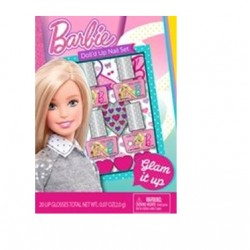 BARBIE GLAM IT UP! DOLL'D UP NAIL SET REGALO