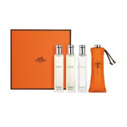 comprar perfumes online unisex HERMES JARDINS EDT 4 X 15 ML COLLECTION SET