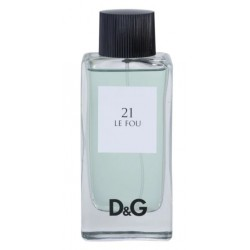 comprar perfumes online hombre DOLCE & GABBANA 21 LE FOU EDT 100ML