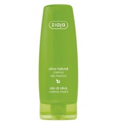 ZIAJA CREMA DE MANOS Y UÑAS OLIVA NATURAL 80ML