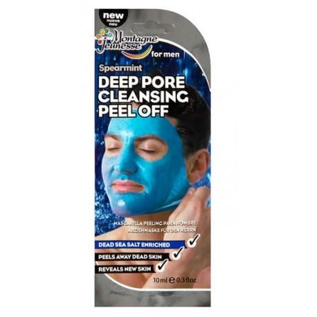 MONTAGNE JEUNESSE DEEP PORE CLEANSING PEEL OFF FOR MEN