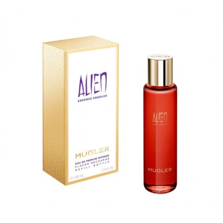 comprar perfumes online THIERRY MUGLER ALIEN ESSENCE ABSOLUE EDP 100 ML RECARGA mujer