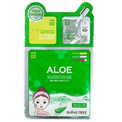SHINETREE ALOE RELAXING SOLUTION MASK