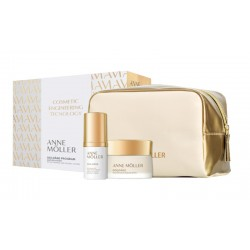 ANNE MOLLER GOLDAGE RESTORATIVE CREAM SPF 15 50 ML + EYE & LIP CREAM + NECESER SET REGALO
