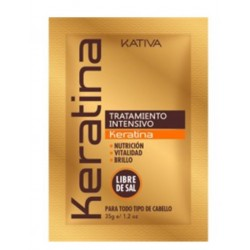 KATIVA KERATINA INTENSIVE TREATMENT 35GR