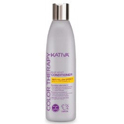 comprar acondicionador KATIVA COLOR THERAPY BLUE VIOLET CONDITIONER 250ML