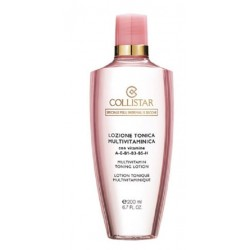 COLLISTAR MULTIVITAMIN TONING LOTION 200ML