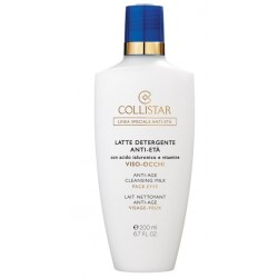 COLLISTAR ANTI-AGE CLEANSING MILK FACE-EYES 200ML