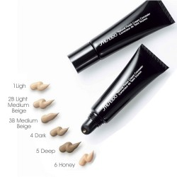 SHISEIDO NATURAL FINISH CREAM CONCEALER 10 ML 5 DEEP BRONZE