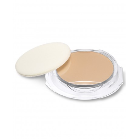 SHISEIDO SHEER AND PERFECT COMPACT FOUNDATION SPF 15 B20 NATURAL LIGHT BEIGE RECARGA