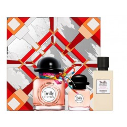 comprar perfumes online HERMES TWILLY EAU DE PARFUM 50 ML + MINI EDT 7.5 ML + B/L 40 ML SET REGALO mujer