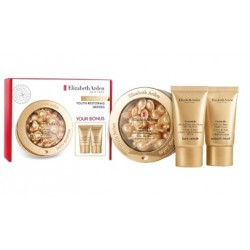 ELIZABETH ARDEN CERAMIDE CAPSULES YOUTH RESTORING SERUM 60 CAPSULAS+LIFT AND FIRM CREAM DAY 15ML+LIFT AND FIRM CREAM NIGHT 15ML