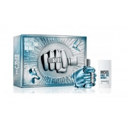 DIESEL ONLY THE BRAVE EDT 125 ML VP. + DEO STICK 75 ML SET REGALO