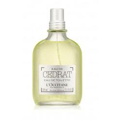 comprar perfumes online hombre L'OCCITANE EN PROVENCE EAU DE TOILETTE CÉDRAT EDT 100 ML