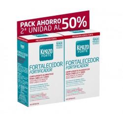 comprar acondicionador KERZO FORTE CAPSULAS FORTALECEDORAS 120 UDS 2. UNIDAD 50 % DESCUENTO