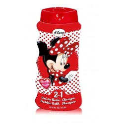 MINNIE GEL DUCHA & CHAMPÚ 2 EN 1 475 ML