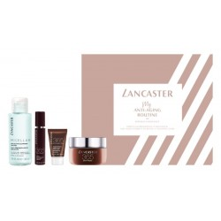 LANCASTER 365 SKIN REPAIR CREMA DIA 50 ML + NIGHT CREAM 15 ML + SERUM 10 ML + CLEANSER 100ML SET REGALO