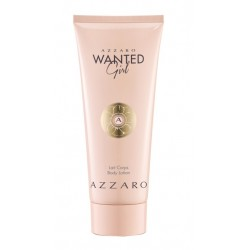 AZZARO WANTED GIRL BODY LOTION 200 ML