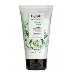 H2EAU LONDON EXFOLIANTE NATURAL PEPINO & MENTA 150 ML
