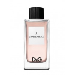 comprar perfumes online D & G 3 L´IMPERATRICE EDT 50 ML mujer