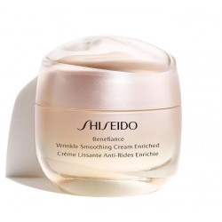 SHISEIDO BENEFIANCE WR SMOOTHING CREAM ENRICHED 50ML