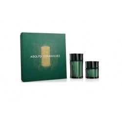 comprar perfumes online hombre ADOLFO DOMINGUEZ BAMBU MAN EDT 120 ML + EDT 60 ML SET REGALO