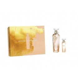 comprar perfumes online ADOLFO DOMINGUEZ AGUA FRESCA DE ROSAS BLANCAS EDT 120 ML + EDT 30 ML SET REGALO mujer