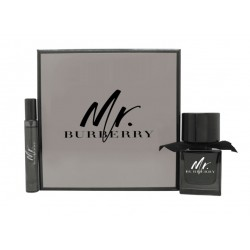 BURBERRY MR BURBERRY EDP 50ML + MINI EDP 7.5 ML SET REGALO