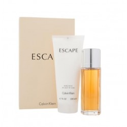 comprar perfumes online CALVIN KLEIN ESCAPE WOMAN EDP 100 ML + B/L 200 ML SET REGALO mujer