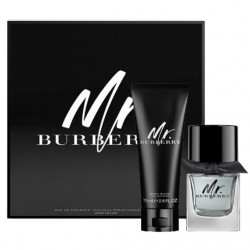 comprar perfumes online hombre BURBERRY MR. BURBERRY EDT 50 ML + S/GEL 75 ML SET REGALO