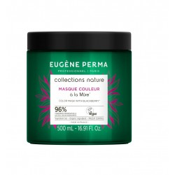 EUGENE PERMA COLLECTIONS NATURE MASCARILLA COULEUR CABELLOS TEÑIDOS 500 ML