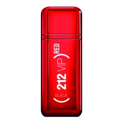 comprar perfumes online hombre CAROLINA HERRERA 212 VIP BLACK RED EDP 100 ML ED. LIMITADA