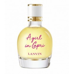 comprar perfumes online LANVIN A GIRL IN CAPRI EDT 50 ML mujer