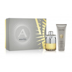 AZZARO WANTED EDT 100 ML + HAIR AND BODY SHAMPOO 100 ML SET REGALO