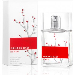 comprar perfumes online ARMAND BASI IN RED EDT 50 ML VP. mujer