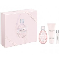 comprar perfumes online JIMMY CHOO L´EAU EDT 90 ML + B/L 100 ML + MINI 7.5 ML SET REGALO mujer