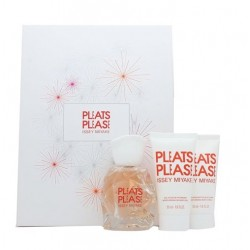 comprar perfumes online ISSEY MIYAKE PLEATS PLEASE EDT 50 ML + SHOWER GEL 50 ML SET REGALO mujer